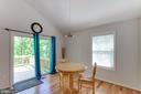 Dining Area - 325 BLUE SKY RD, LINDEN