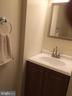 Basement half bath - 12302 HUNGERFORD MANOR CT, MONROVIA