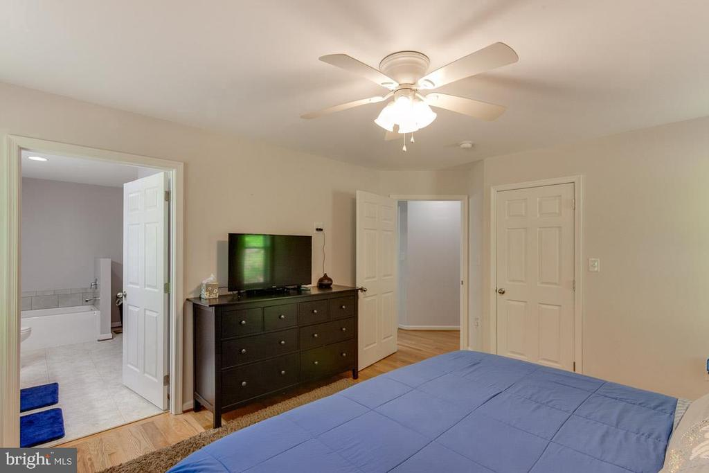 Master Suite with Walk-in Closet - 325 BLUE SKY RD, LINDEN