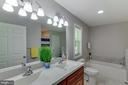 Master Bath - 325 BLUE SKY RD, LINDEN