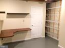 Utility room storage - 12302 HUNGERFORD MANOR CT, MONROVIA