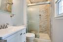 Updated Master Bath - 141 CHOPTANK RD, STAFFORD