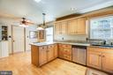Beautiful Gourmet Kitchen - 141 CHOPTANK RD, STAFFORD
