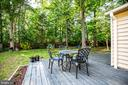 Wrap Around Deck for Outdoor Enjoyment - 141 CHOPTANK RD, STAFFORD