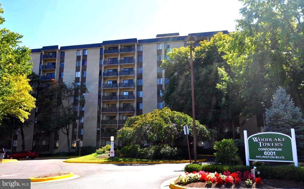 Falls Church Homes for Sale -  Panoramic View,  6001  ARLINGTON BOULEVARD  812