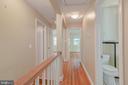 Hallway - 3513 N JEFFERSON ST, ARLINGTON