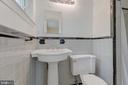 Master Bath - 3513 N JEFFERSON ST, ARLINGTON