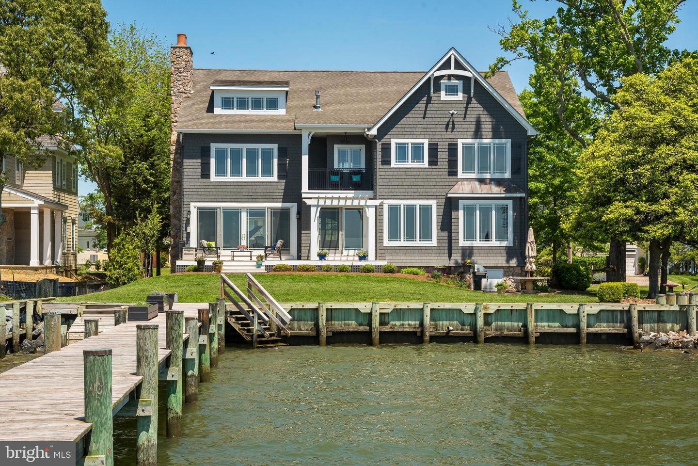 Single Family Homes per Vendita alle ore Annapolis, Maryland 21403 Stati Uniti