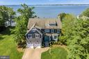 The mouth of the South River & Chesapeake Bay. - 3752 THOMAS POINT RD, ANNAPOLIS