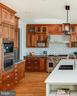 Renovated Kitchen with Miele Coffee Maker & More - 3752 THOMAS POINT RD, ANNAPOLIS
