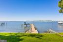 Views of South River and Chesapeake Bay. - 3752 THOMAS POINT RD, ANNAPOLIS