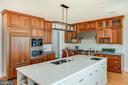 Renovated Kitchen with Hi End Appliances. - 3752 THOMAS POINT RD, ANNAPOLIS