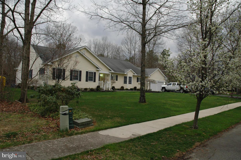 Enfamiljshus för Försäljning vid Franklinville, New Jersey 08322 Förenta staterna
