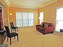 Living Room - view 1 - 26013 RACHEL HILL DR, CHANTILLY