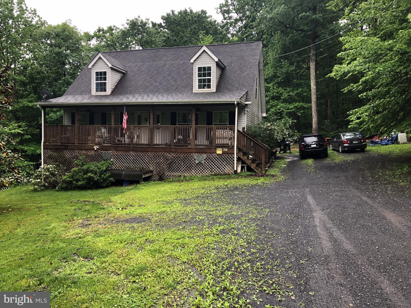 Single Family for Sale at 447 Western Ln Front Royal, Virginia 22630 United States