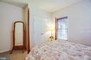 Bedroom - 96 CASCADE LN, FREDERICKSBURG