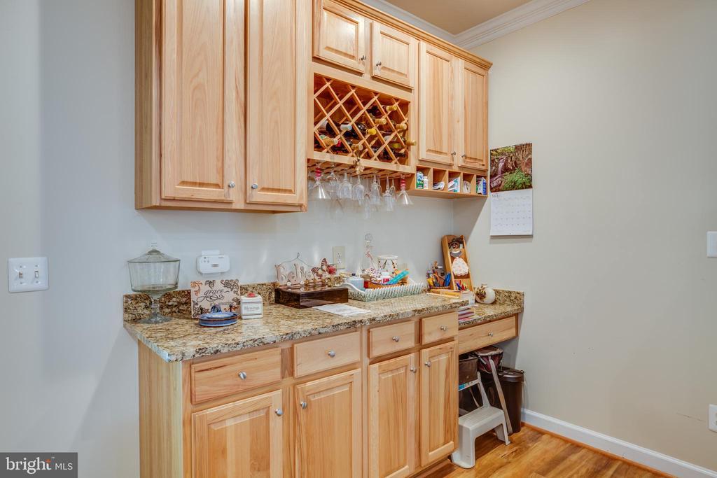 Kitchen - 96 CASCADE LN, FREDERICKSBURG