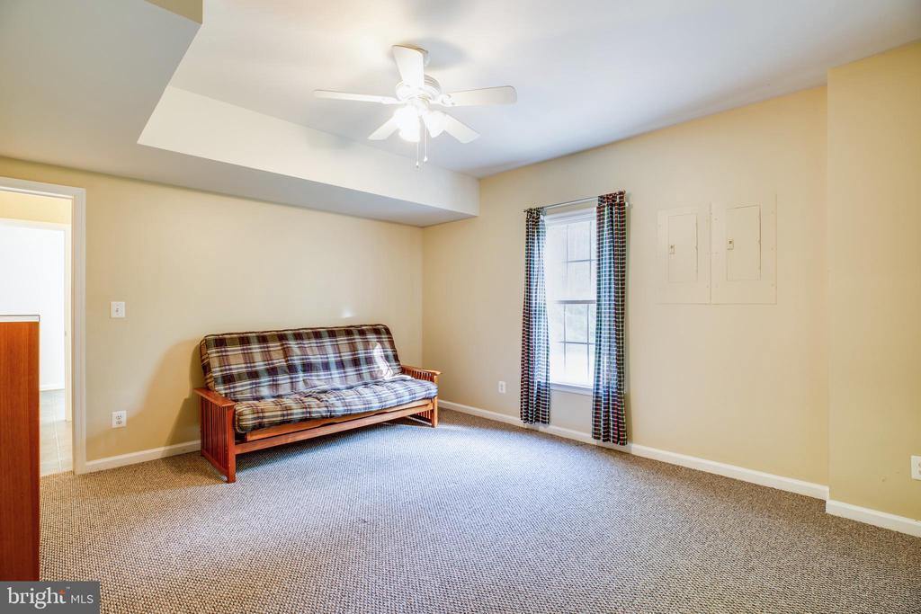 Basement Bedroom - 96 CASCADE LN, FREDERICKSBURG