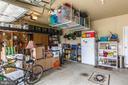 Garage Overhead Storage - 16096 DANCING LEAF PL, DUMFRIES