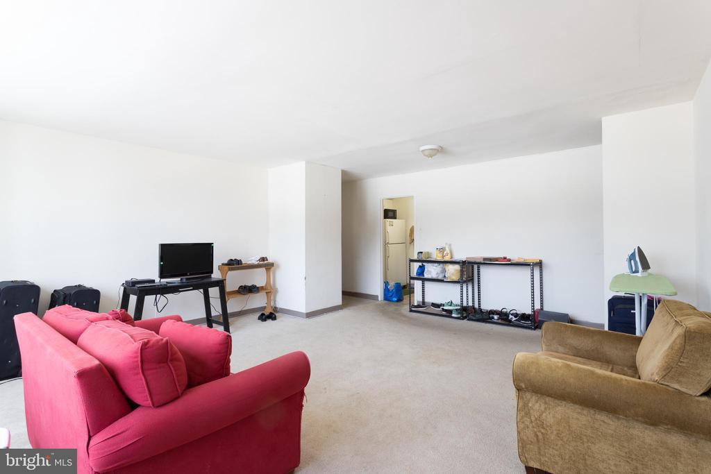 Living room - 1121 ARLINGTON BLVD #919, ARLINGTON