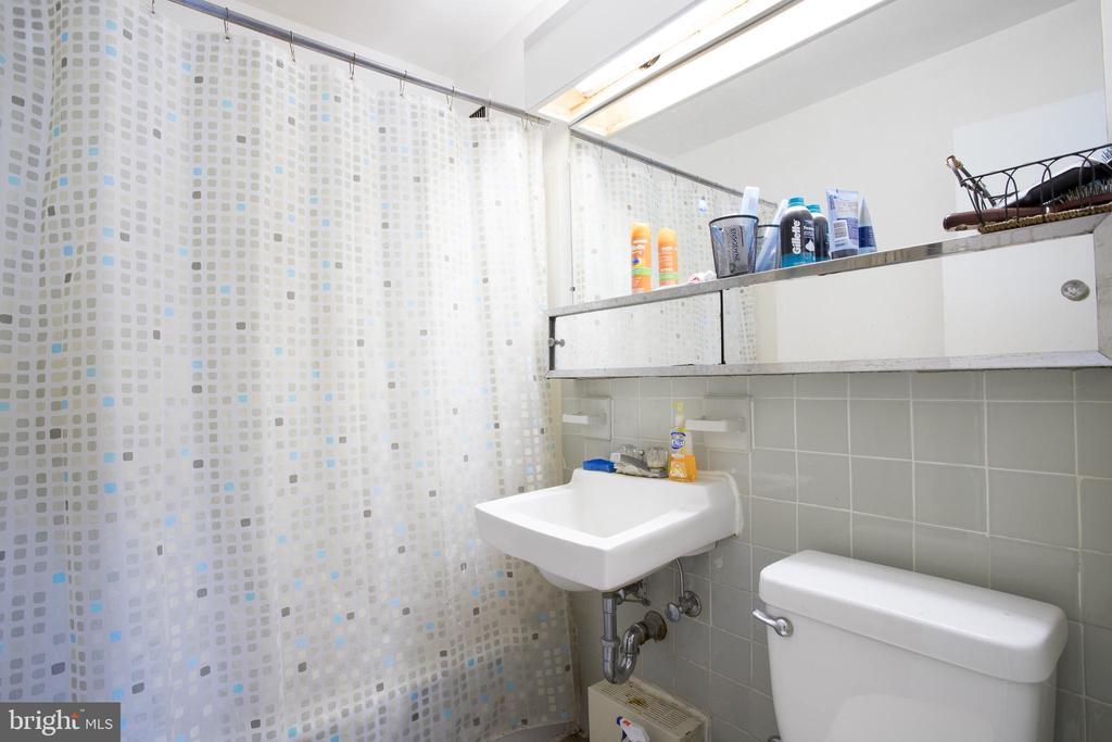 Bathrooms 1 & 2 - 1121 ARLINGTON BLVD #919, ARLINGTON