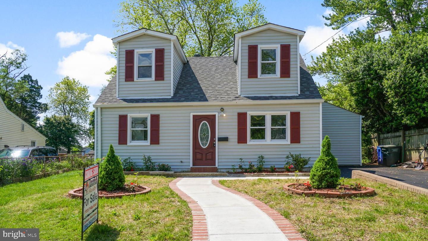 Single Family for Sale at 123 Polk Dr Manassas Park, Virginia 20111 United States