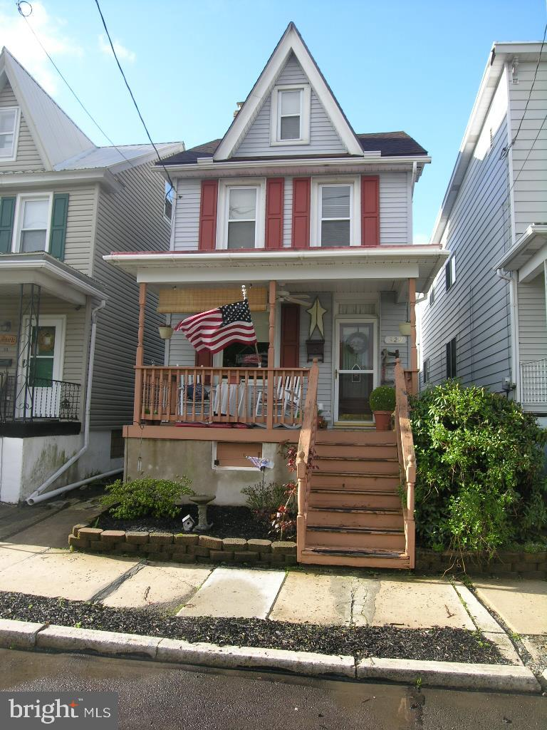Single Family Homes for Sale at Summit Hill, Pennsylvania 18250 United States