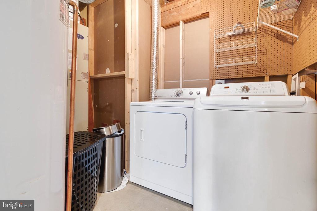 Laundry Room - 5904 AMBASSADOR WAY, ALEXANDRIA