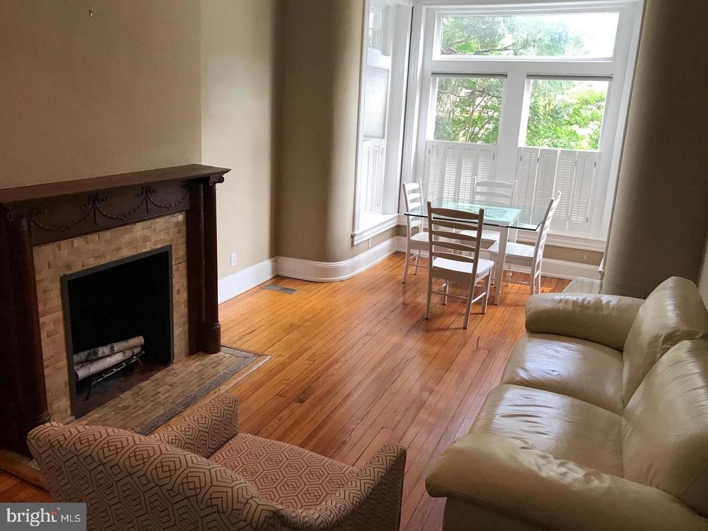 Cozy Fireplace - 2115 N ST NW #1, WASHINGTON