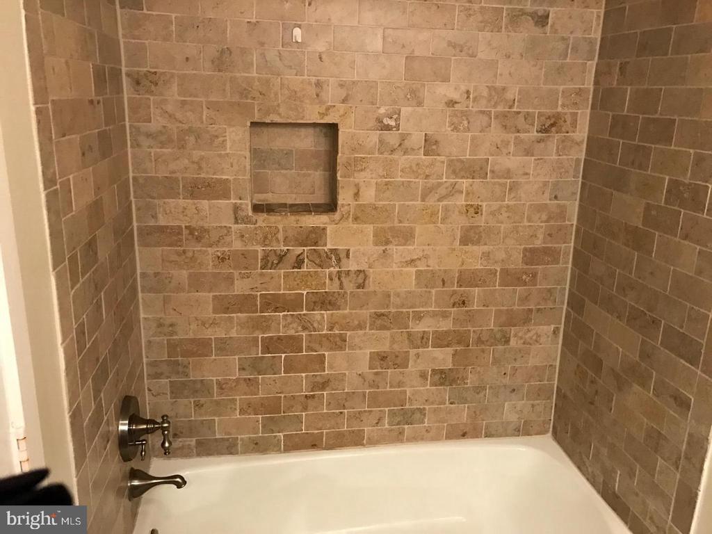 Shower Ceramic Titles - 2115 N ST NW #1, WASHINGTON