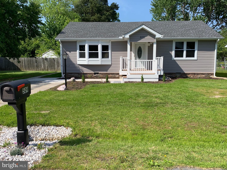 Additional photo for property listing at 509 Goldsborough Ave Cambridge, Maryland 21613 United States