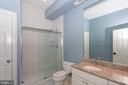 Bathroom - 1105 LEIGH MILL RD, GREAT FALLS