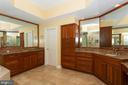 Master Bathroom - 1105 LEIGH MILL RD, GREAT FALLS
