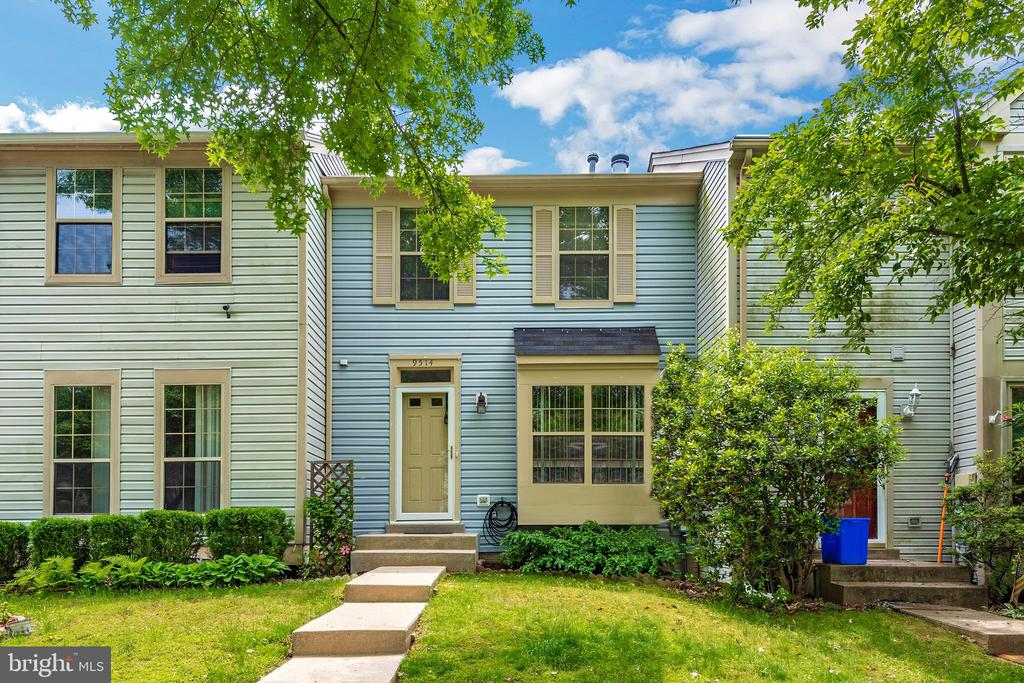 9514  WHITE PILLAR TERRACE, Gaithersburg in MONTGOMERY County, MD 20882 Home for Sale