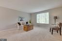 Wonderful entertaining space - 9404 WROUGHT IRON CT, FAIRFAX