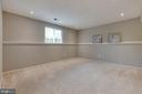 Recessed lighting - 9404 WROUGHT IRON CT, FAIRFAX