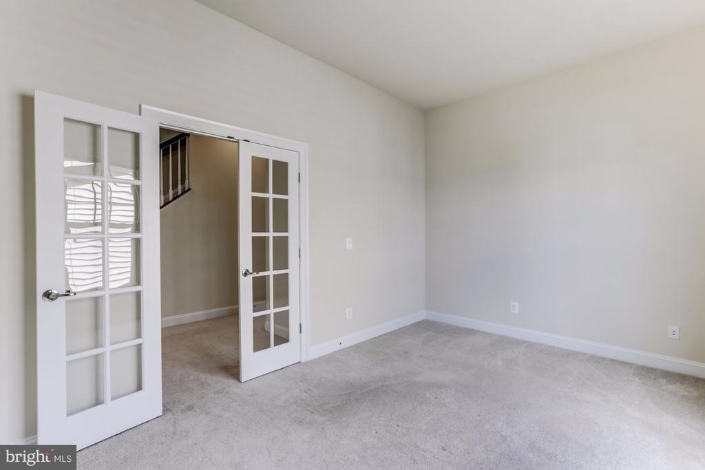 French Doors to Office - 43800 GRANTNER PL, ASHBURN