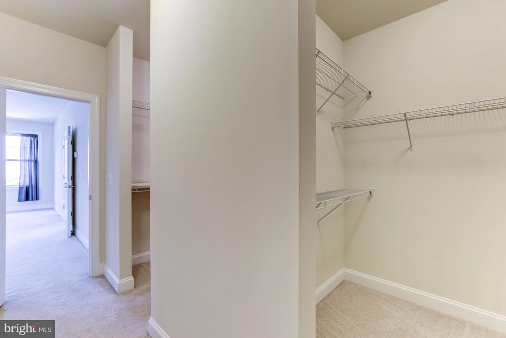 Walk in Closet - 43800 GRANTNER PL, ASHBURN