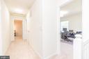 Upper level hallway - 509 CINDY CT, STERLING