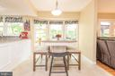 Kitchen breakfast area - 509 CINDY CT, STERLING