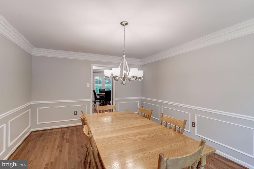 Formal Dining Room - 12040 SUGARLAND VALLEY DR, HERNDON