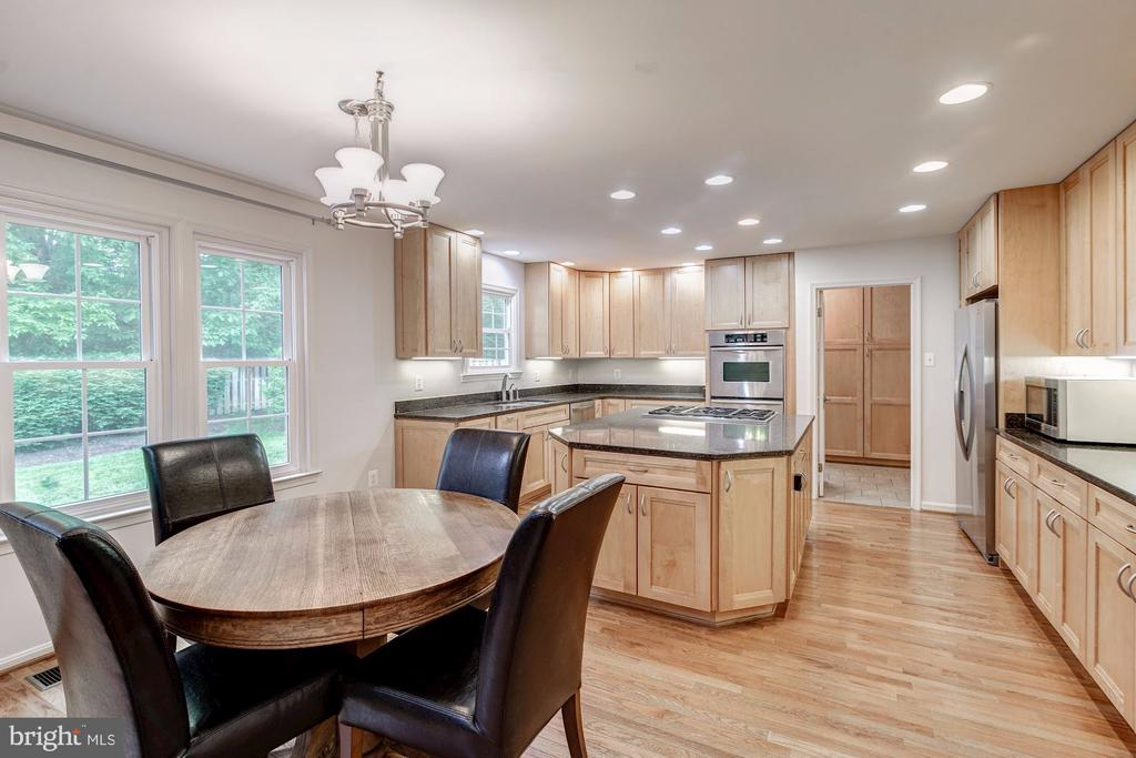 Eat in Kitchen - 12040 SUGARLAND VALLEY DR, HERNDON