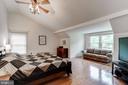 Master Bedroom - 12040 SUGARLAND VALLEY DR, HERNDON