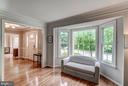 Bay Window in Living Room - 12040 SUGARLAND VALLEY DR, HERNDON