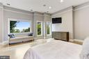 3rd bedroom suite provides amazing waterviews - 3 DEEPWATER CT, EDGEWATER