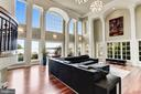 Waterviews extend out of the river to the Bay - 3 DEEPWATER CT, EDGEWATER