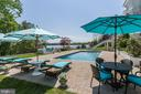 Panoramic waterviews from pool deck - 3 DEEPWATER CT, EDGEWATER