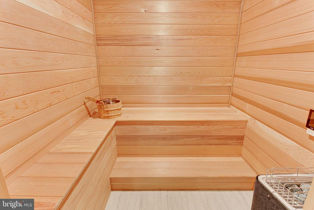 Sauna - 7104 EASTMAN DR, FALLS CHURCH