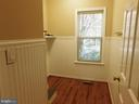 Pet Retreat? Laundry? Mini-office? Mud Room? - 26013 RACHEL HILL DR, CHANTILLY