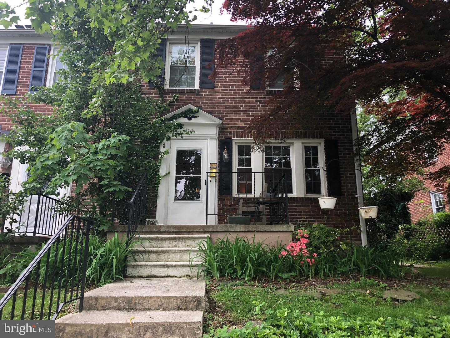 Single Family for Sale at 301 Overbrook Rd 301 Overbrook Rd Baltimore, Maryland 21212 United States
